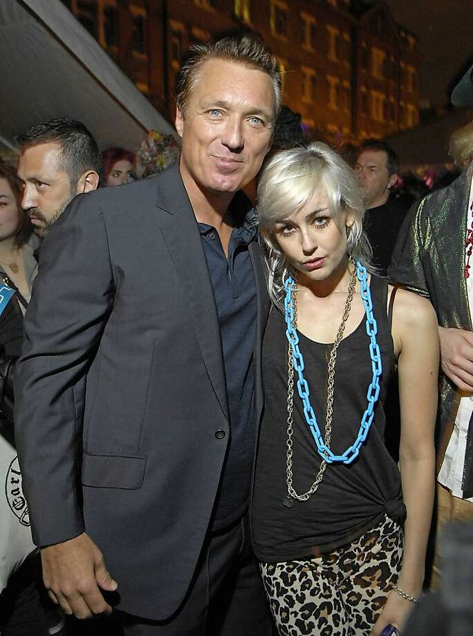 Martin Kemp and guest,  at Boy George's 50th Birthday celebration. London, England - 14.06.11 Credit Mandatory: Chris Jepson/WENN.com Photo: Cja/zjf