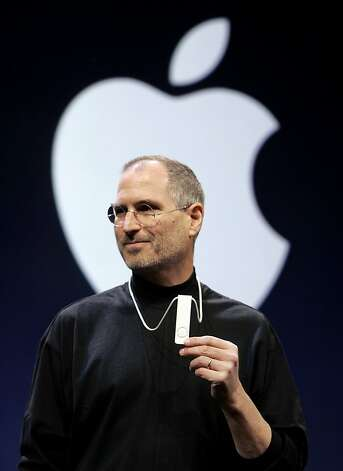 Apple doing fine a year after Jobs' death - SFGate