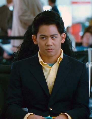 "In ""Hangover 2,"" Mason Lee -- son of director Ang Lee -- plays Teddy, a precocious pre-med who gets lost in the wilds of Bangkok. Photo: Warner Bros. Pictures"