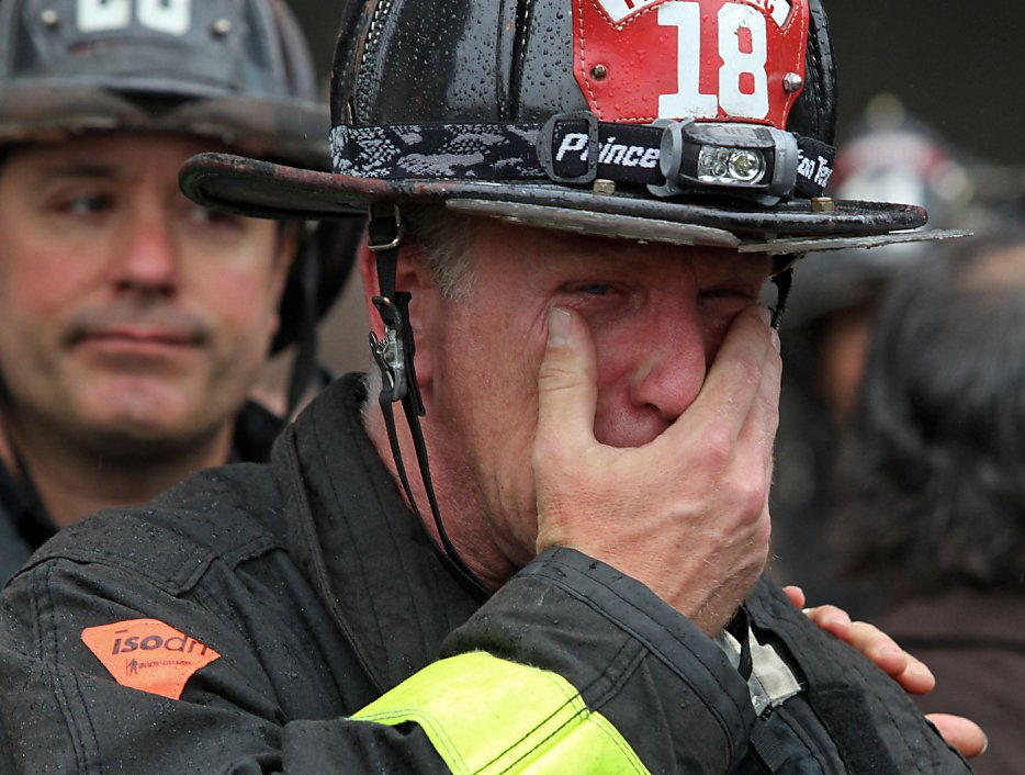 2nd S F Firefighter Dies Sfgate