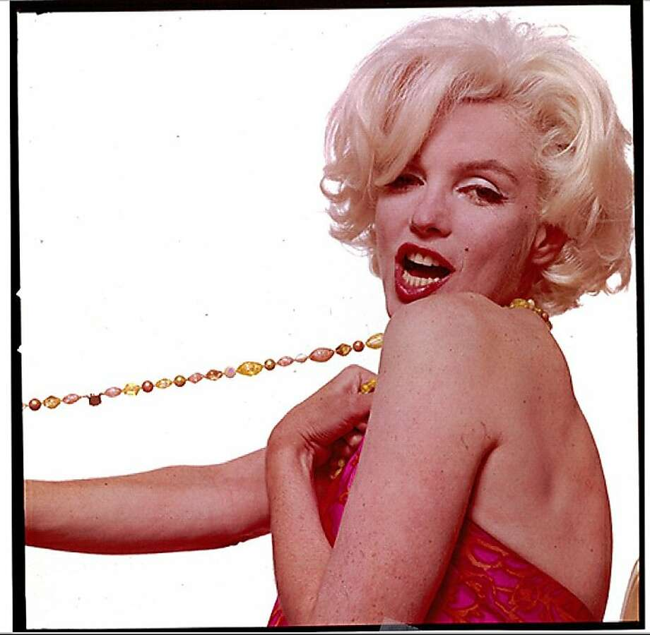In this photo provided by Weingrad & Weingrad LLP, a copy of a transparency showing actress Marilyn Monroe made is Los Angeles in July, 1962 is shown. Photographer Bert Stern is suing two men to force the return of seven nude and seminude pictures of Marilyn Monroe he says were stolen from him. (AP Photo/Bert Stern) **NO SALES; MAGS OUT; EDITORIAL USE ONLY, ONE TIME USE ONLY ** Photo: Bert Stern, AP