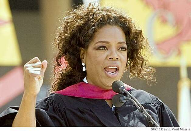 free oprah winfrey essays and papers