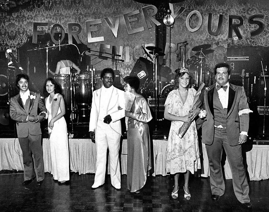 No caption information was available for this prom photo, taken on June 24, 1979.No caption information was available for this prom photo, taken on June 19, 1979. Photo: Gary Fong, The Chronicle