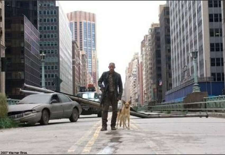 I Am Legend (2007) Leaving Netflix June 1 Will Smith plays the archetypal Last Man on Earth after a virus kills most of the human race and turns most of the survivors into zombies.