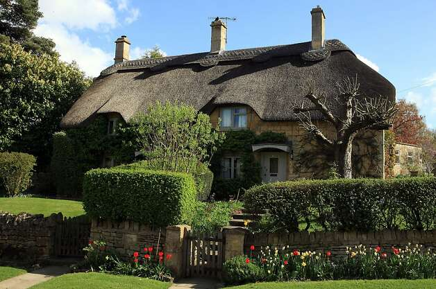 The Cotswolds Outstanding Natural Beauty In The Uk Sfgate
