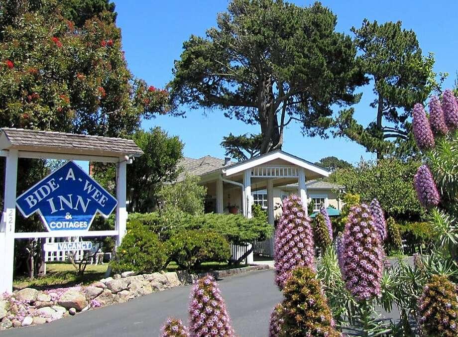 Pacific Grove's retro inns: Bide-A-Wee Inn credit: Monterey County CVB Photo: Monterey County CVB