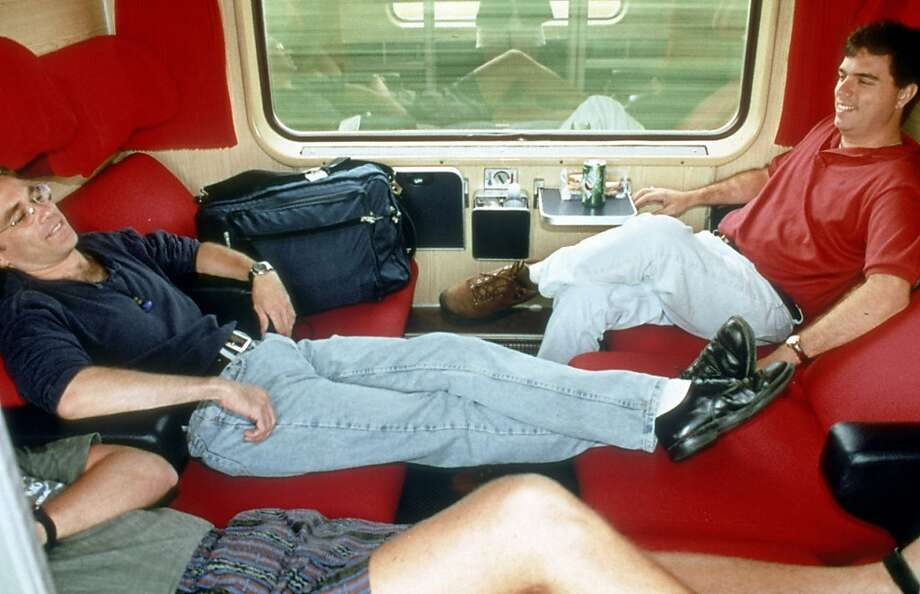 Sleeping on a train is one way to beat Europe's steep hotel prices. Photo: Etbd