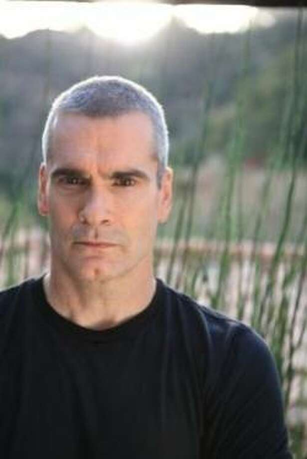Henry Rollins performs April 9 at the Independent in San Francisco. Photo: Slidebite / Maura Lanahan
