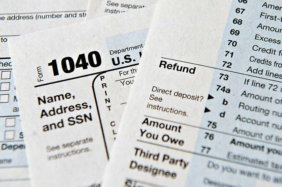 Kinder Gentler Irs Announces New Policies Sfgate