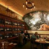 INCANTO: The dining room at Incanto in San Francisco.