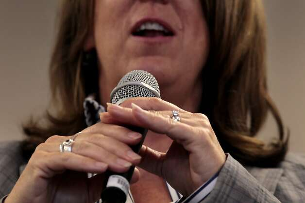 Kate Kendell, Executive Director of National Center for Lesbian Rights, ...