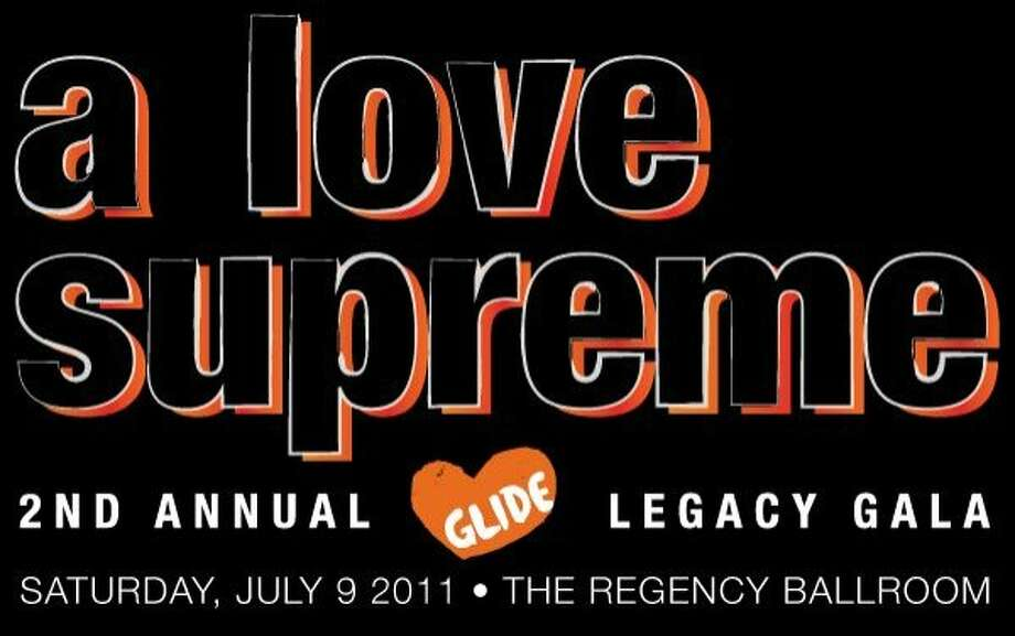 The second annual GLIDE Legacy Gala – A Love  Supreme takes place at the San Francisco's Regency Ballroom on Saturday,  July 9. The black-tie affair dedicated to celebrating and  continuing GLIDE's incredible legacy of love, leadership and  community will feature the inspirational GLIDE Ensemble and  Change Band, famed jazz ensemble the Terence Brewer Band and DJ  KingMost with a hosted bar and hors d'oeuvres from some of San Francisco's  finest restaurants. This year's Cecil Williams Award goes to  California Attorney General Kamala Harris.  The Janice  Mirikitani Award will go to Dave Eggers for his groundbreaking work  as an author, publisher, philanthropist and literary entrepreneur. Photo: Courtesy Glide