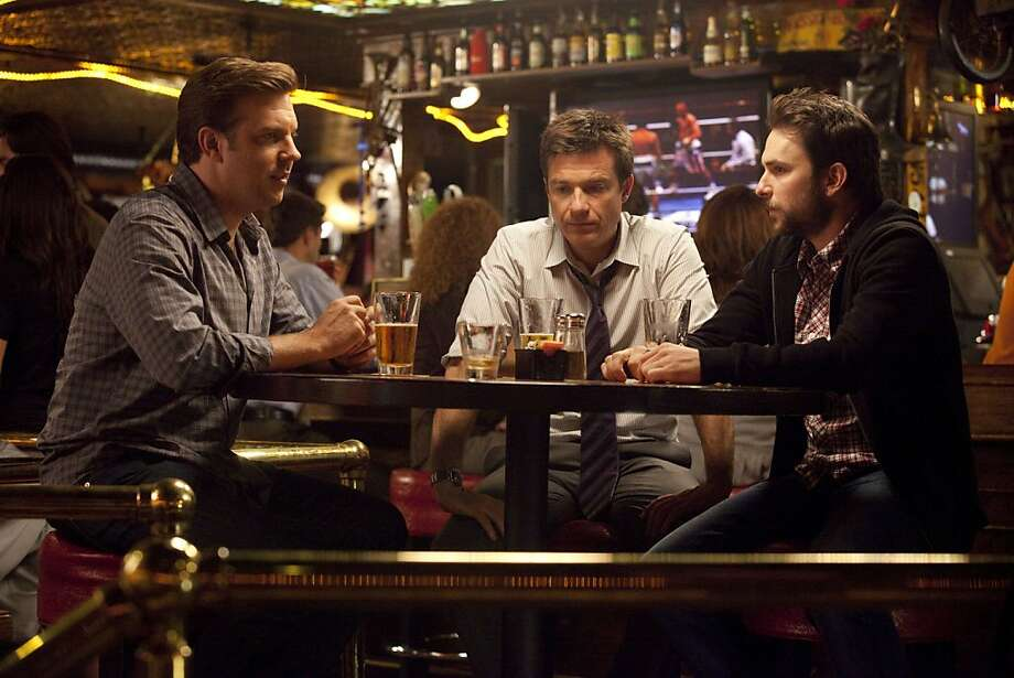 """Horrible Bosses"": Charlie Day, Jason Sudeikis, Jason Bateman. Photo: John P. Johnson, Warner Bros"