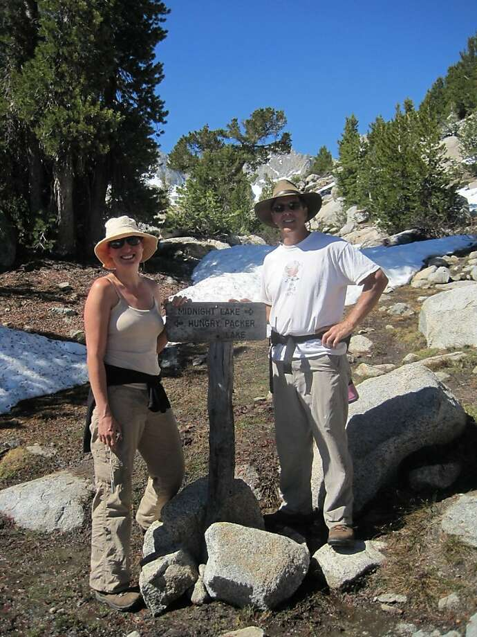 Dr. Gregory Meyer and his wife, Paula Meyer. The doctor was swept off a bridge at Yosemite National Park on June 29, 2011. Photo: Courtesy Of Paula Meyer
