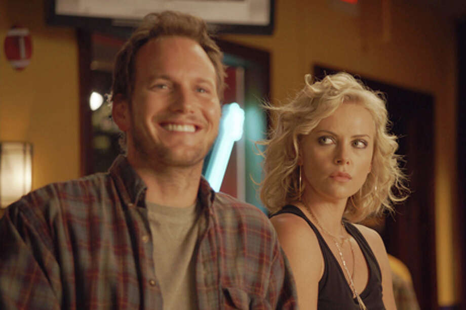 """Patrick Wilson as Buddy Slade and Charlize Theron as Mavis Gary in """"Young Adult."""" Photo: Photo Credit: Courtesy Of Paramount Pictures, Courtesy Of Paramount Pictures / © 2011 Paramount Pictures and Mercury Productions, LLC.  All Rights Reserved."""