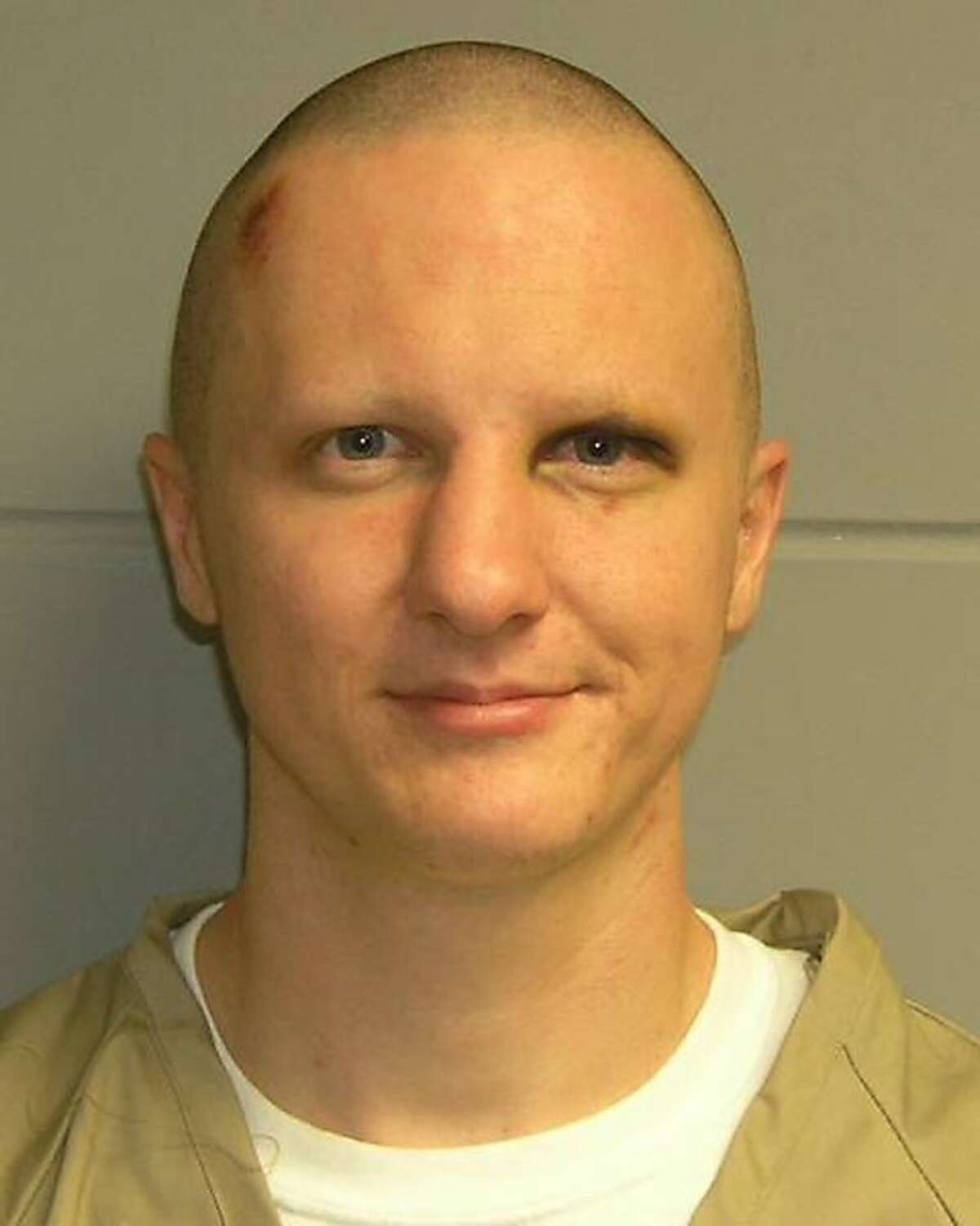 This photo released Tuesday, Feb. 22, 2011, by the U.S. Marshal's Service shows Jared Loughner. The photo was taken in Phoenix while Loughner was in the agency's custody.