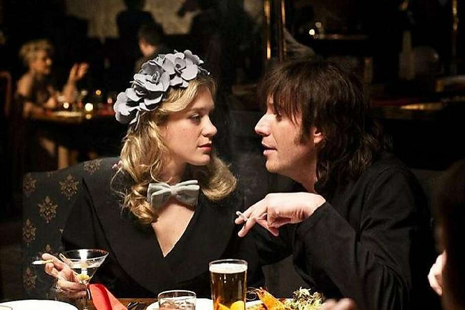 Chloe Sevigny and Rhys Ifans in MR. NICE Photo: Critic.de, Contender Entertainment Group