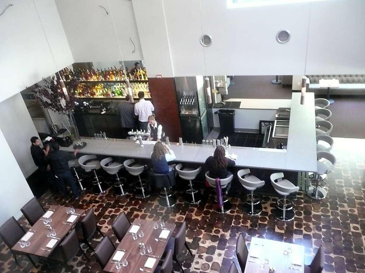Bluestem is a new Yerba Buena brasserie headed up by chef Sean Canavan.