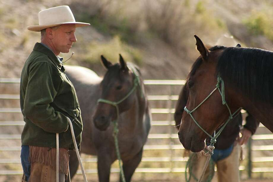 Buck Brannaman as himself in BUCK, directed by Cindy Meehl. Photo: Emily Knight, Sundance Selects