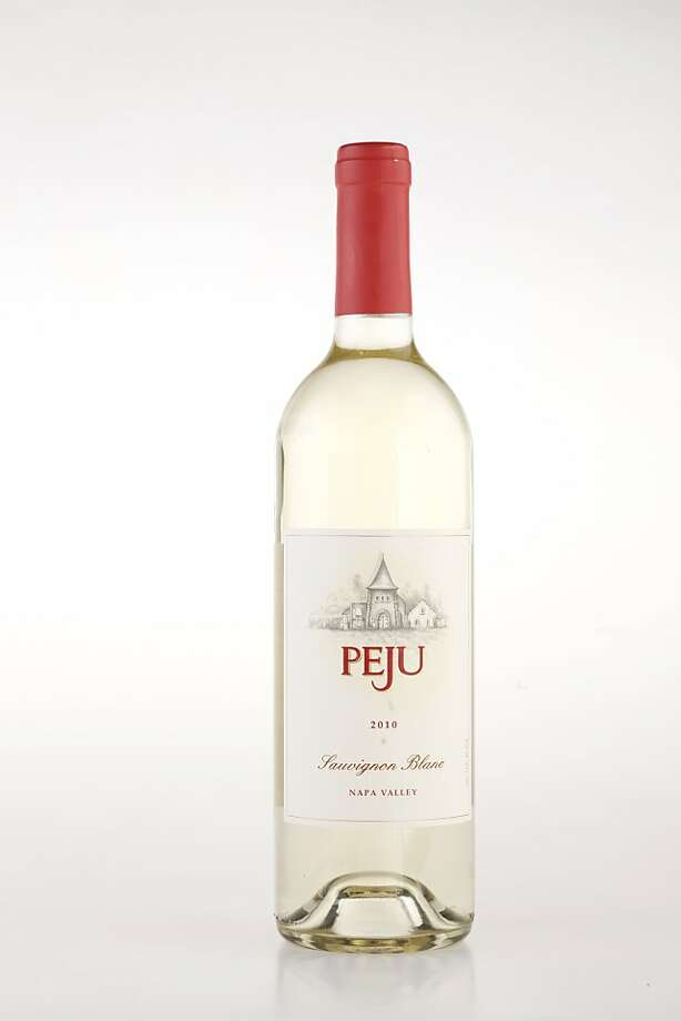 2010 Peju Province Napa Valley Sauvignon Blanc. Photo: Craig Lee, Special To The Chronicle