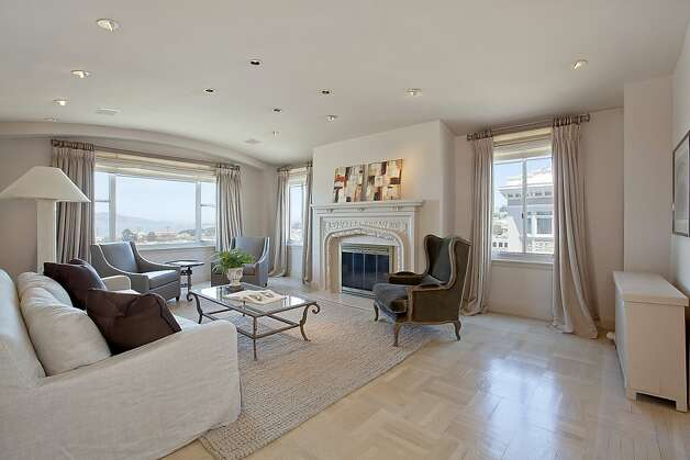 Pacific Heights Apartment With Bay Views Sfgate