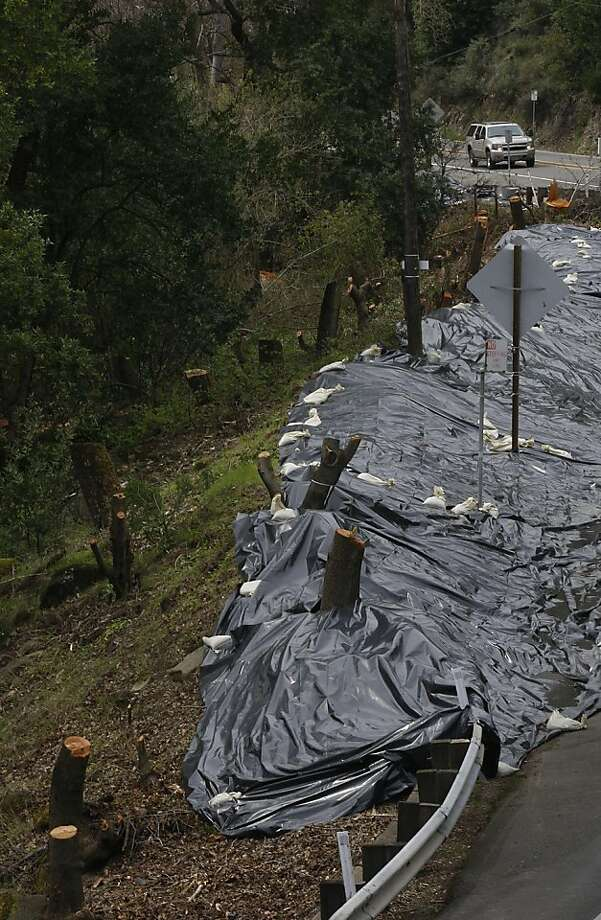 Caltrans plan to widen Niles Canyon Road delayed - SFGate