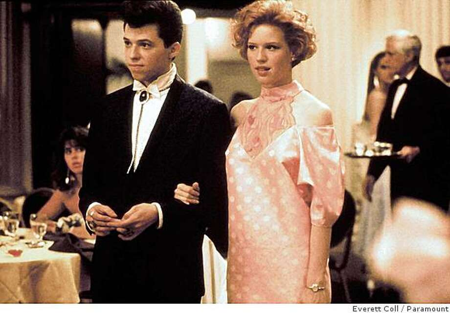 Pretty in Pink (1986)States: Arizona, Kansas, Kentucky, Louisiana, Minnesota, Missouri, Nebraska, Nevada, New Mexico, North Carolina, Oklahoma, Tennessee, Texas, WisconsinA girl must choose between her childhood friend and a rich popular boy who has suddenly taken an interest in her.  Photo: Everett Coll, Paramount