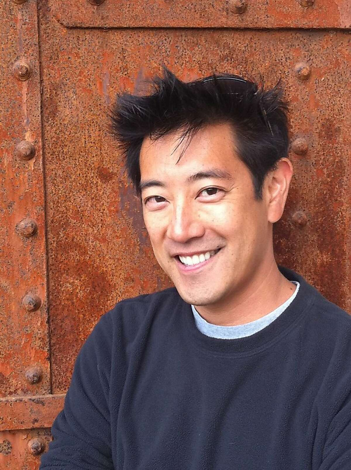 Mythbusters host Grant Imahara is one of the Bachelors featured in the Guardsmen June 23 auction. June 2011. Courtesy of Grant Imahara.