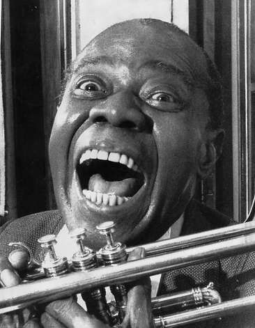 Louis Armstrong Photo: Upi File Photo, UPI