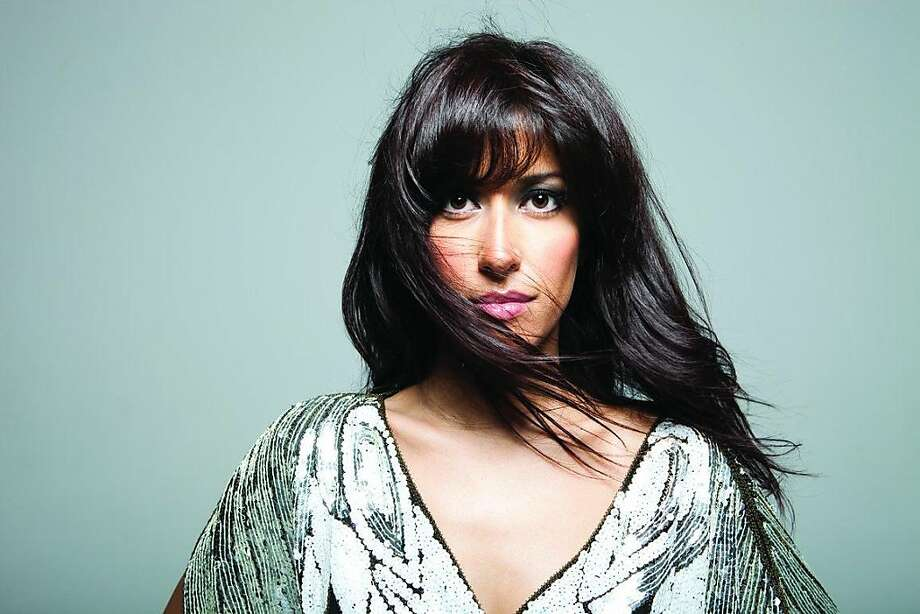 Ana Moura performs this weekend as part of the SFJazz Spring season Photo: Paolo Marques, SFJazz