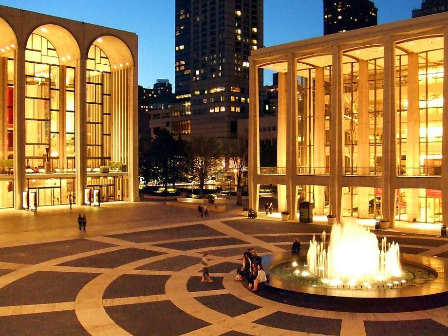 Lincoln Center will no longer be home to New York City Opera because of the company's financial difficulties. Photo: Wikimedia