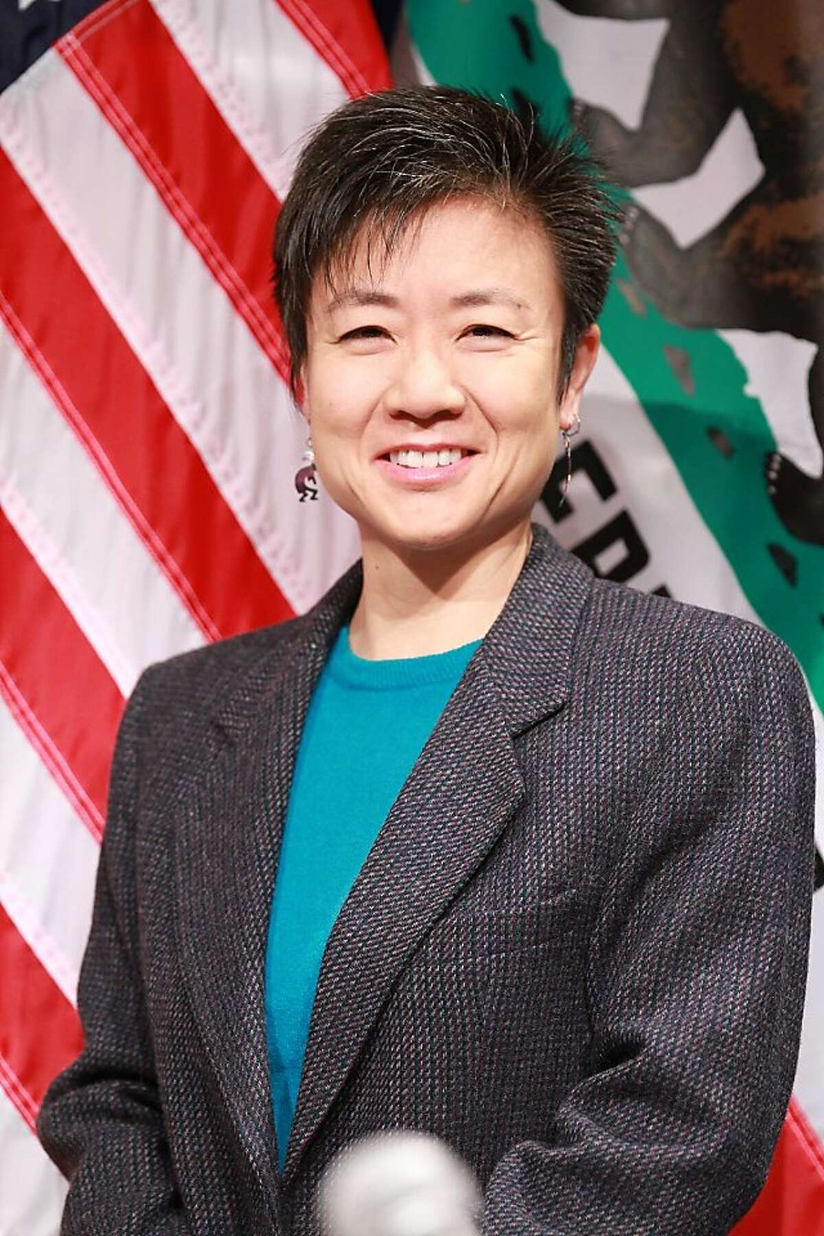 Cynthia Dai, California redistricting commission member