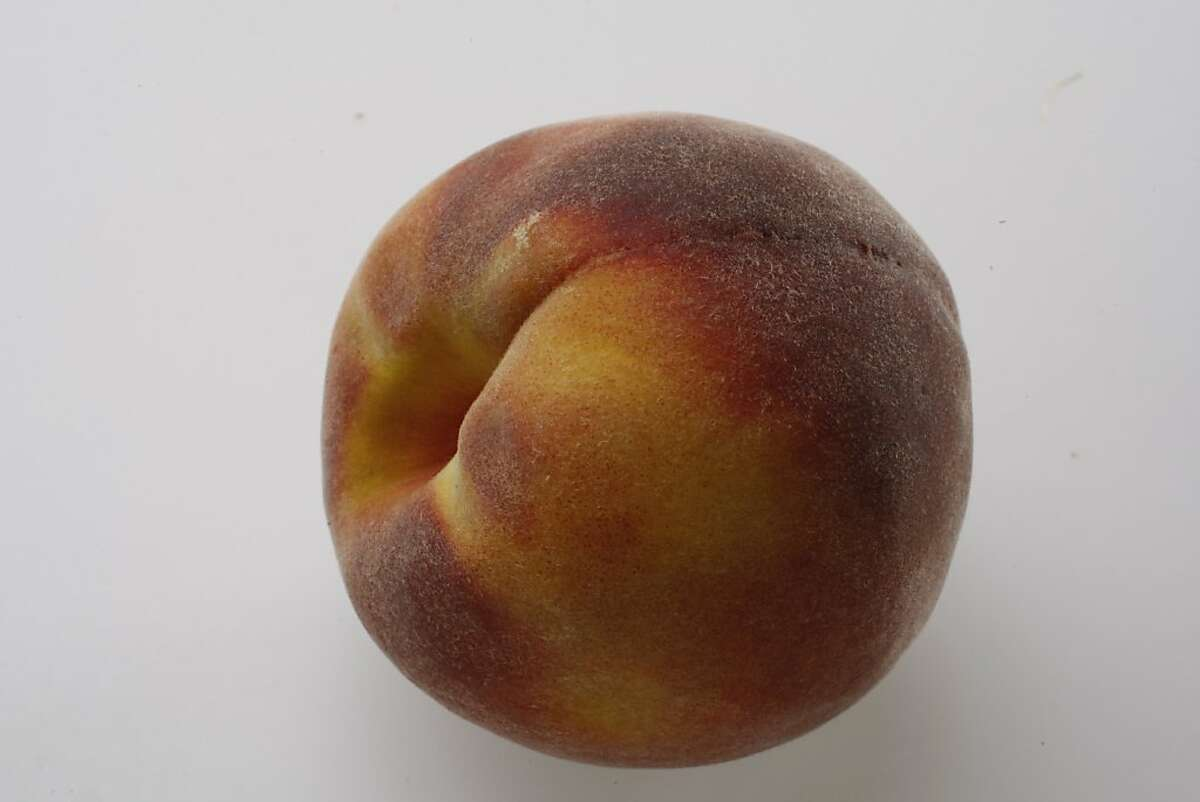 Peaches are arriving later this year due to a wet spring.