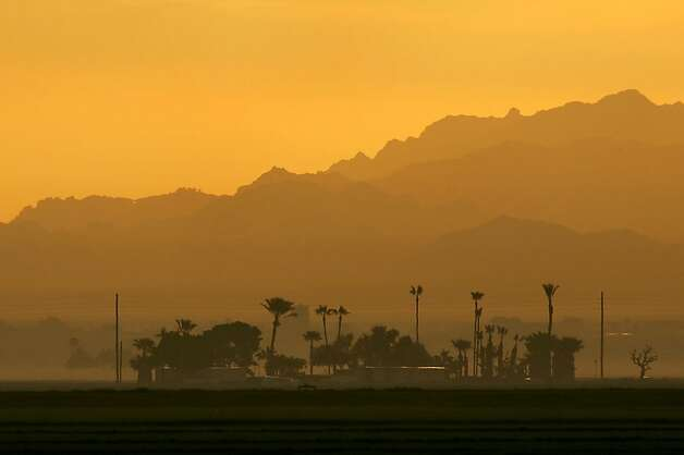 Yuma, Arizona Photo: David McNew, Getty Images