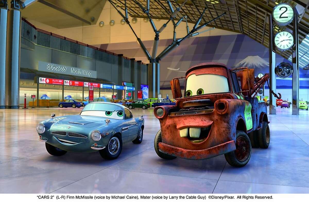 John Lasseter Fuels Up For Cars 2