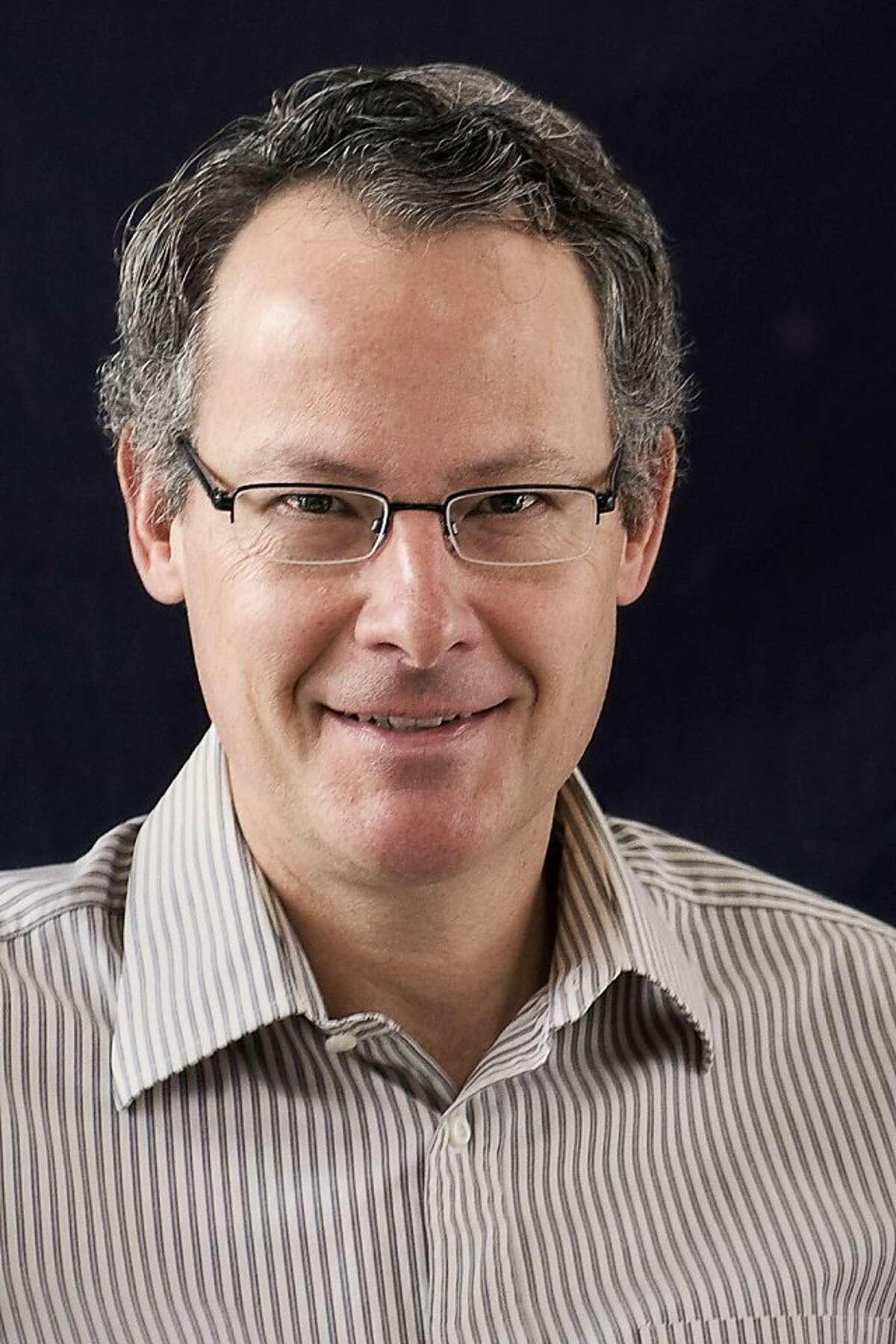 Nicholas Carr, author of