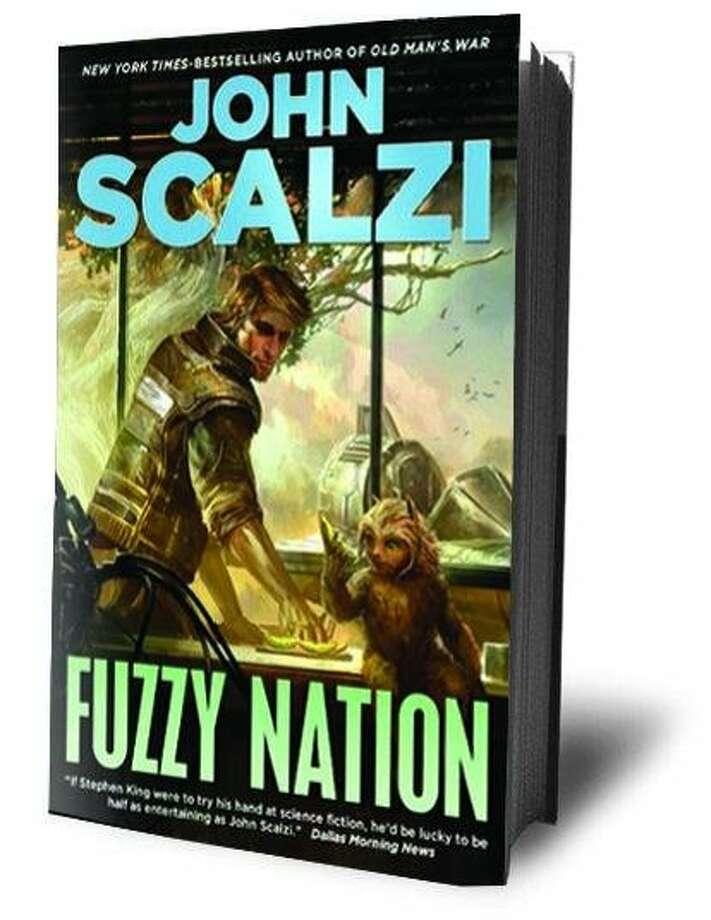Fuzzy Nation, by John Scalzi