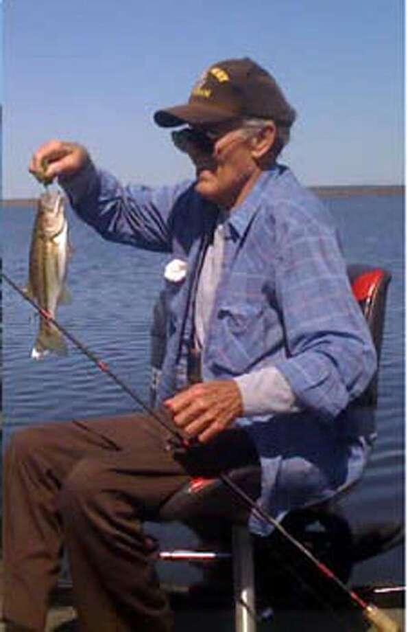 Sam Rayburn fishing report 12-02-11 Photo: Courtesy Photo