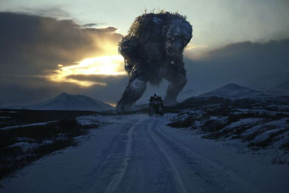 "A scene from ""Trollhunter."" Photo: Magnet Releasing"