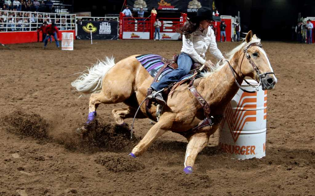 S A Rodeo Wins Prca Honor 7th Year In Row San Antonio