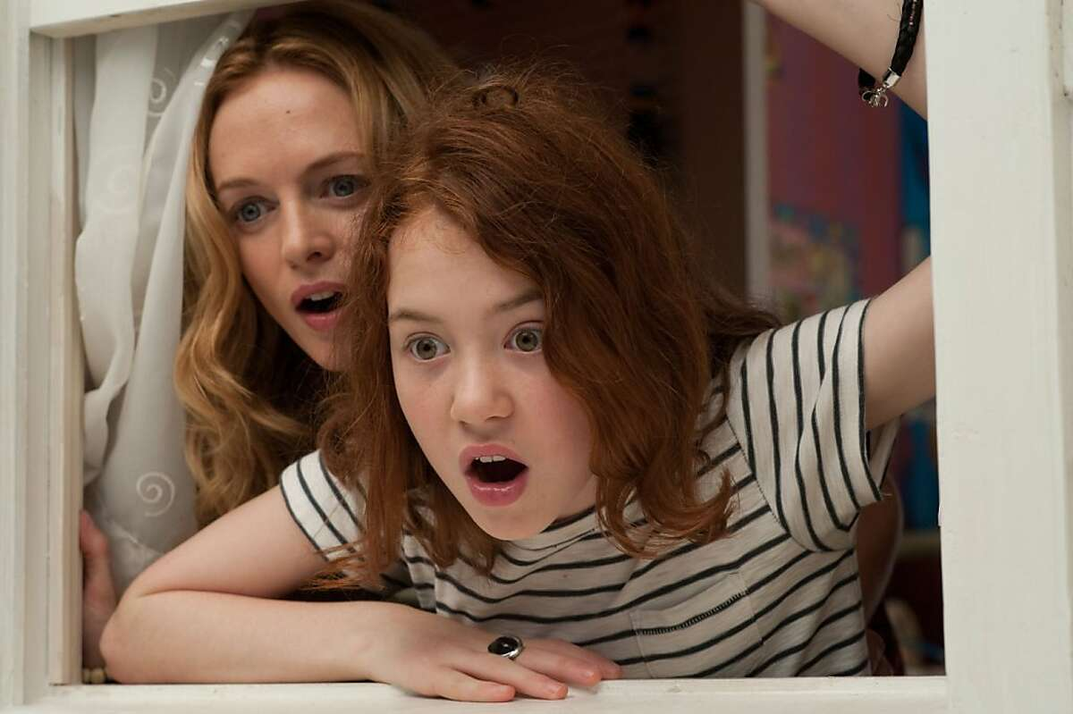 M 151 (Left to right.) Heather Graham and Jordana Beatty star in Relativity Media's release, Judy Moody and the NOT Bummer Summer.