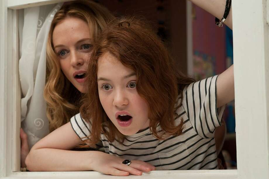 M 151  (Left to right.) Heather Graham and Jordana Beatty star in Relativity Media's release, Judy Moody and the NOT Bummer Summer. Photo: Suzanne Tenner, Judy Moody Productions