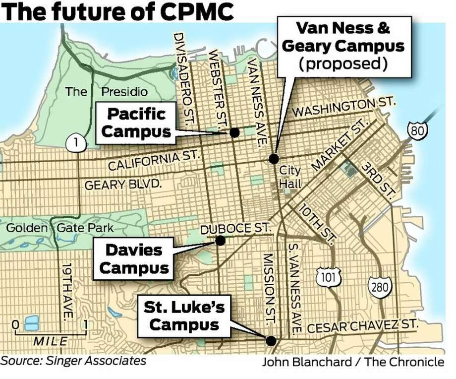 CPMC must pay its fair share to get new hospital - SFGate San Francisco Hospitals Map on sf map, vermont hospitals map, arizona hospitals map, lower manhattan hospitals map, new jersey hospitals map, nassau county hospitals map, washington hospitals map, dignity health hospitals map, new mexico hospitals map, hospitals in california map, denver area hospitals map, phoenix hospitals map, salt lake city hospitals map, new york city hospitals map, birmingham hospitals map, chicago area hospitals map, florida hospitals map, boise hospitals map, catawba valley medical center map, cleveland ohio hospitals map,