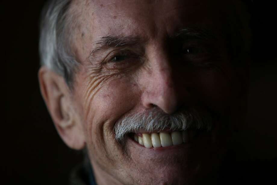 Playwright Edward Albee photographed at American Conservatory Theater  in San Francisco, Calif. on Tuesday, February 10, 2009. Photo: Lea Suzuki, The Chronicle