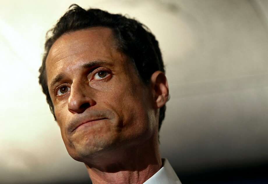 New York Rep. Anthony Weiner holds an emotional news conference on Monday, June 6, 2011 in New York City, New York, and apologizes for his actions involving photos of himself shared through a social networking site. (Craig Ruttle/Newsday/MCT) Photo: Craig Ruttle, MCT