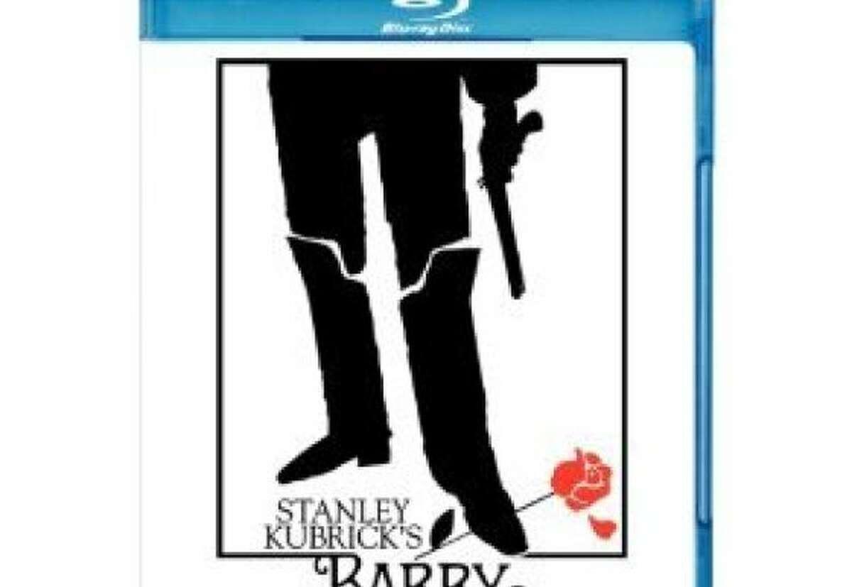 dvd cover BARRY LYNDON
