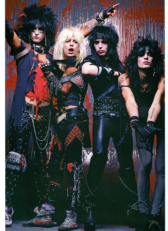 Mötley Crüe's Vince Neil reflects on 30-year run