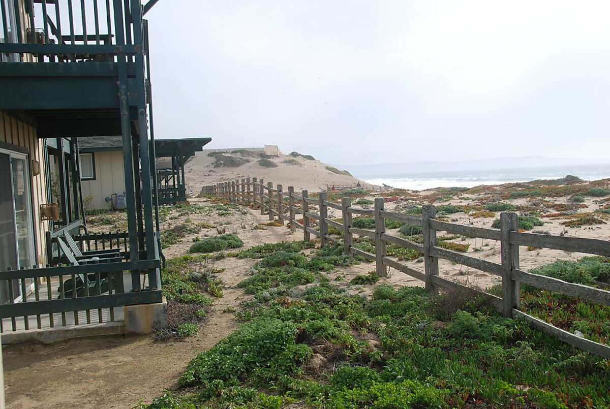 Sanctuary Beach Resort in Marina, Ca.