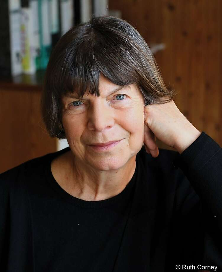 Margaret Drabble Photo: Ruth Corney