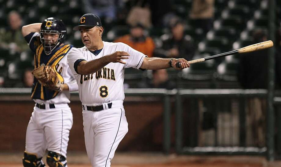 David Esquer, Cal baseball, 2011. Photo: Kelley Cox, GoldenBearSports.com